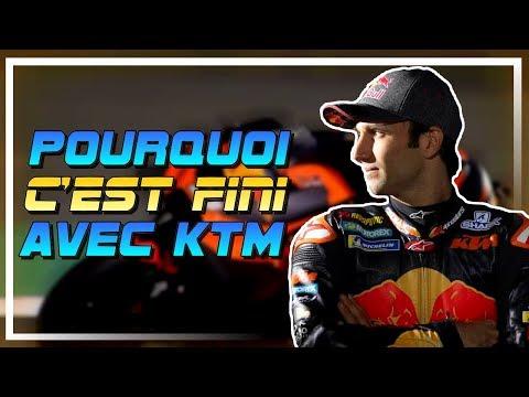 POURQUOI Johann ZARCO chez KTM c'est fini ! #MotoGP