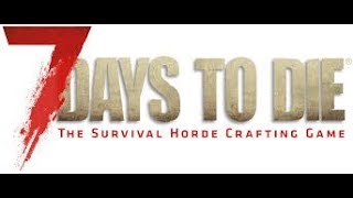 7 Days To Die Вечерний стррим! Ищем части бура! Часть # 8