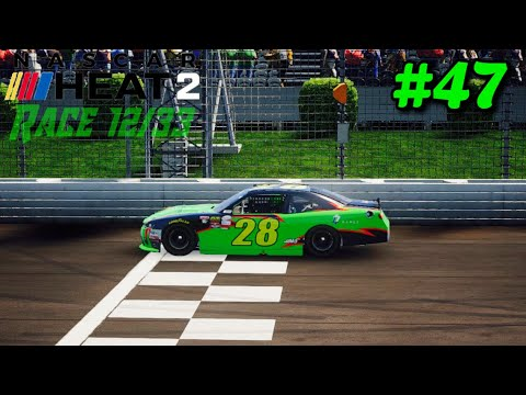 """Fuel Saving Galore At Pocono"" NASCAR Heat 2 NXS S2 Career Mode Part 47"