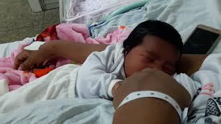 Ágata Pietra na maternidade Ana Braga!