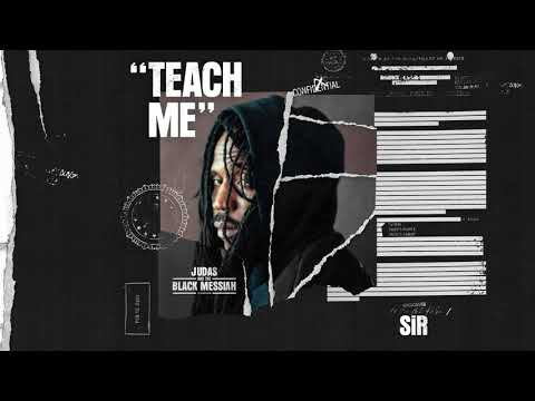SiR – Teach Me (Official Audio) [From Judas And the Black Messiah: The Inspired Album]