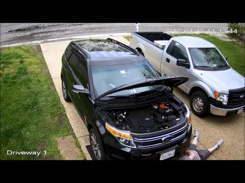 2015 Ford Explorer Setina Push Bumper Install YouTube
