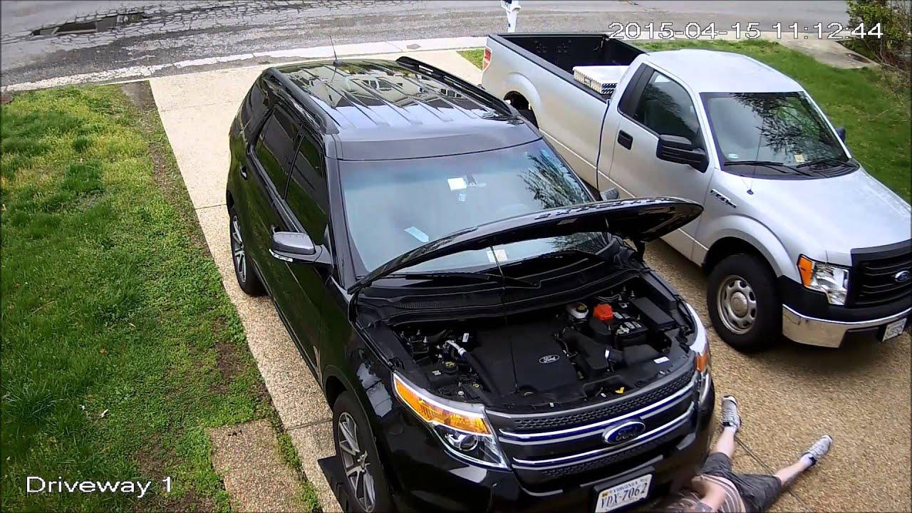Ford Explorer Setina Push Bumper Install