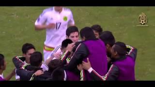 Mexico vs Haiti 1-0 Grupo B Preolimpico 2015