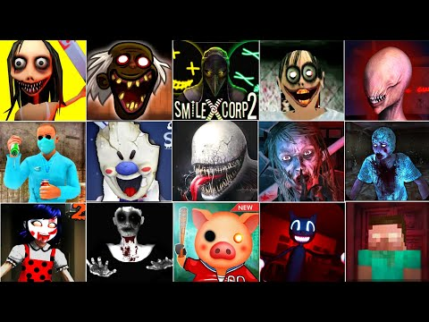 Game Over #30 - Cartoon Cat - Granny Momo - Troll Face Quest Horror - Smiling X 2 - Curse Of Emily |