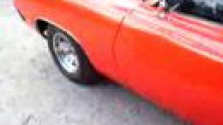 1970 Ford Fairlane 500 walk around + rev 302ci