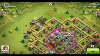 900,000+ Raid on Clash of clans (MY BEST RAID EVER!!)