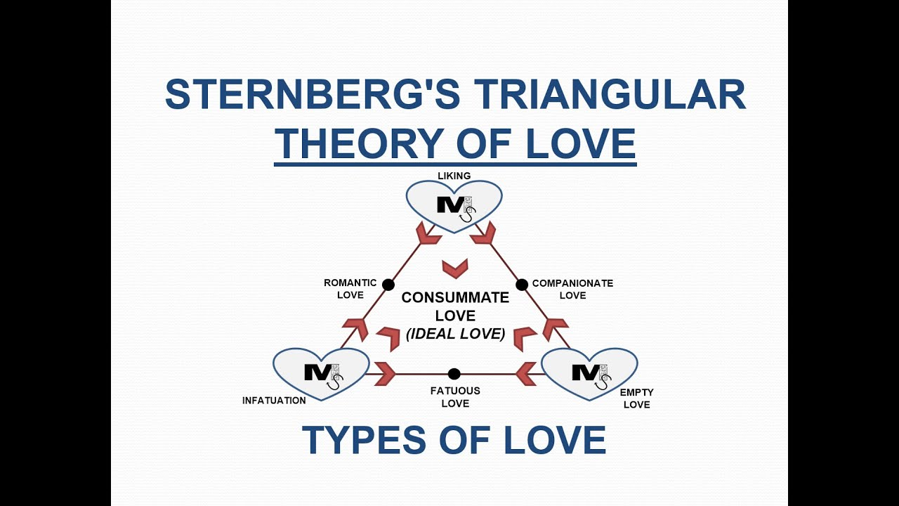 Robert sternberg the love triangular of theory Robert Sternberg's