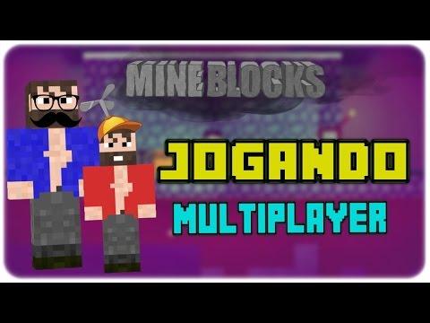 Mine Blocks-Sobrevivência