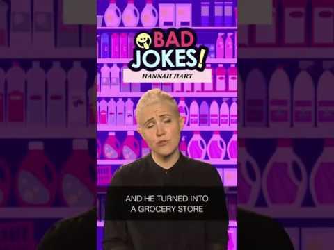 MTV Hannah Hart jokes