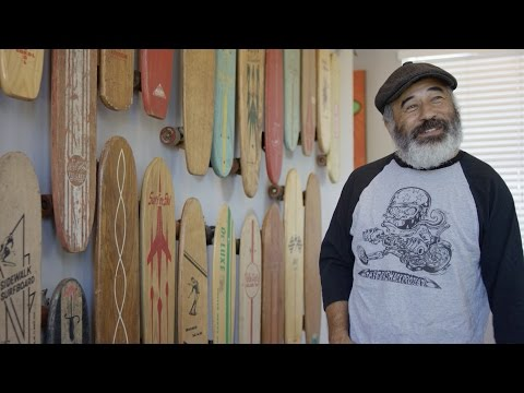 SIDEWALK SURF'S UP - Steve Caballero