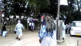 吉羽天神社 夏祭り獅子舞 吉羽美華 検索動画 21