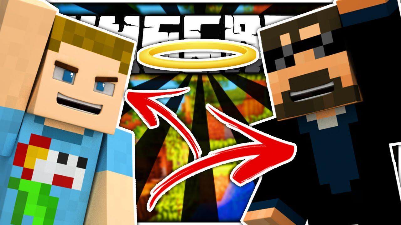 Minecraft | WORSHIP US AS GODS!! | SkyFactory W/ SSundee