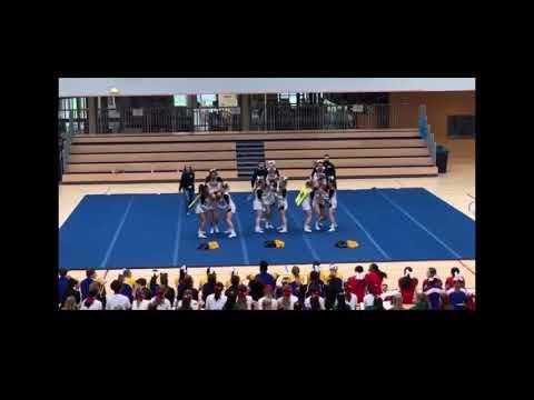 Stuttgart High School 2020 EUROS Cheerleading Competition