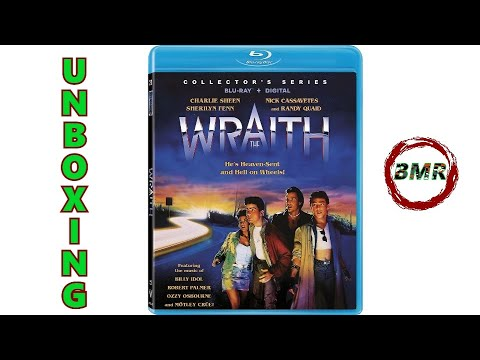Download The Wraith Blu-Ray Unboxing