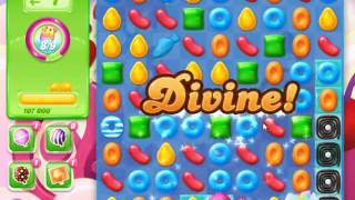 Candy Crush Jelly Saga Level 635 - NO BOOSTERS