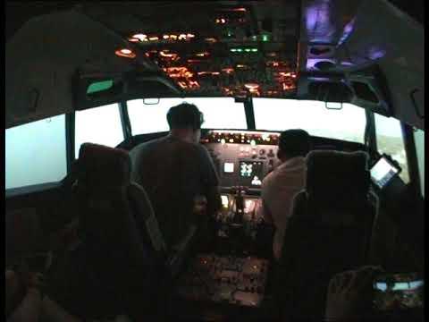 Fly a Jet - 737  KHH-TPE