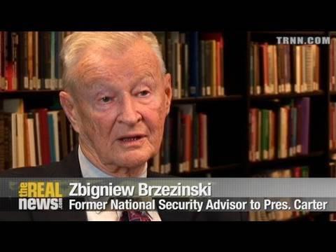 Zbigniew Brzezinski on Iran Pt3