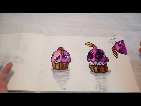 Мои рисунки ФНАФ!;3 [#9]