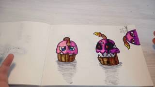 Мои рисунки ФНАФ 3 9