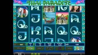 Игровой автомат Thai Paradise от Playtech