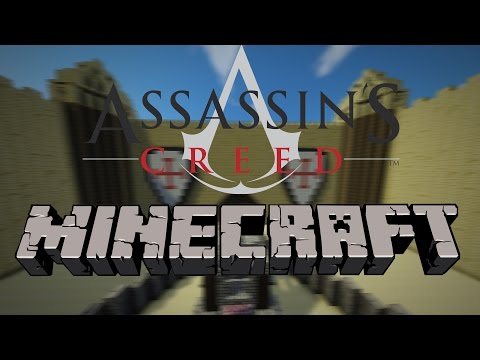 Assassins Creed in Minecraft: Cinematic Machinima by Xilicks