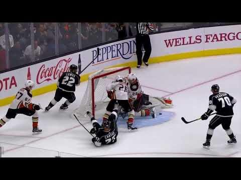 Anaheim Ducks vs Los Angeles Kings - September 30, 2017 | Game Highlights | NHL 2017/18