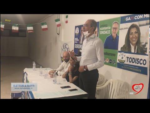 ANDRIA: ANTONIO SCAMARCIO E NICOLA GIORGINO