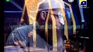 Alif Laam Meem - Official Naat Video - Ilahi Teri Chokhat Per Junaid Jamshed