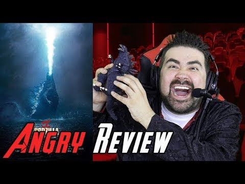 Godzilla King of the Monsters Angry Movie Review