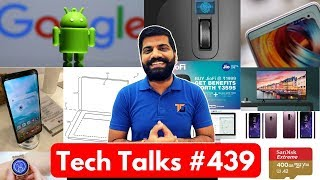 Tech Talks #439 - Giveaway, Fingerprint Mouse, 400GB MicroSD, Android P, Uber Health, Mi Mix 2S