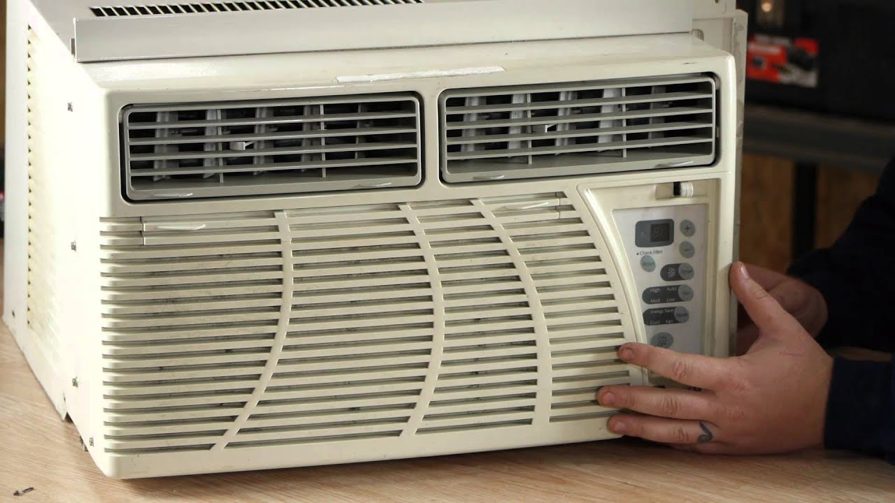 in-wall air conditioners: install high or low? : window air