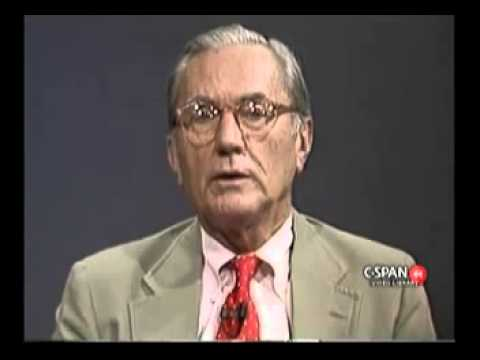 William Colby on the CIA Former Director of Central Intelligence 1987 Low