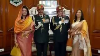 Bipin Rawat takes charge as the next Army Chief