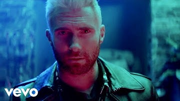 Maroon 5 - Cold ft. Future (Official Music Video)