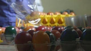 Нигерийцев оригинальным способом приучают есть варёные яйца (новости)
