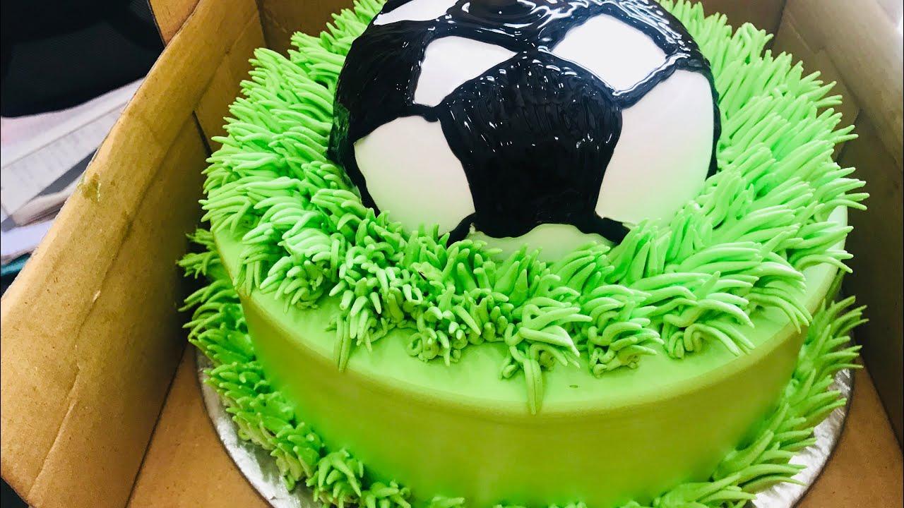 Football Lover Cake Fifa Cake Design Garhwal Bakers Youtube