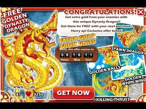 Social Empires | Golden Dynasty Dragon | Full ACTION | High Definition