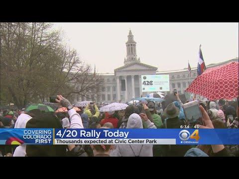 4/20 Rally Gets Going In Denver Under New Organizer