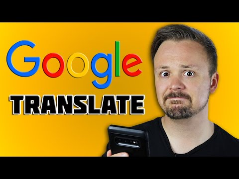 How Good Is Google Translate REALLY? | The English To German Language Test | Get Germanized