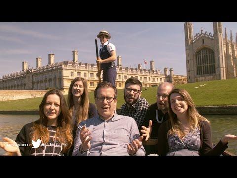 Come To Cambridge! Join Cambridge University Press Online