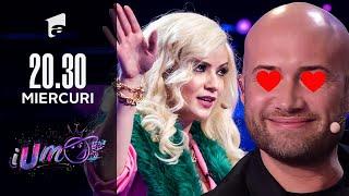 S-a produs sărutul sezonului! Când a apărut Gina Felea, Mihai nu a mai rezistat 😱 | iUmor 2021