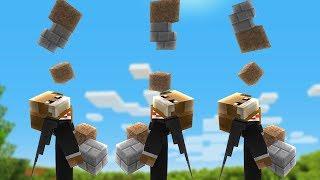 JONGLEREN IN MINECRAFT! - Minecraft Survival #240
