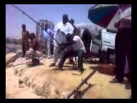 jeddah fishing 31 kg bluefin trevalley omilu ulaa  bayad talakitok