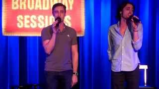 Eric Geil & Nathaniel Irvin - Fine By Me (Andy Grammer)