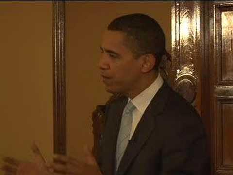 Obama: Opposes 'Right Of Return' Inside Israel