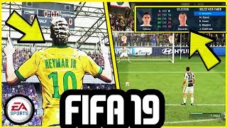 AMAZING FIFA 19 NEW GAMEPLAY FEATURES