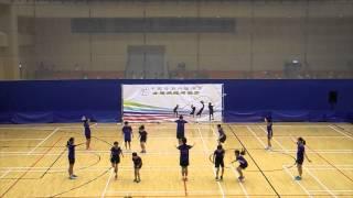全港跳繩精英賽2015(表演盃)十四歲或以下組別-季軍-聖公