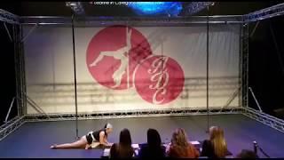 ADC wedstrijd fairy 1e ~ Cinderella Pole dance