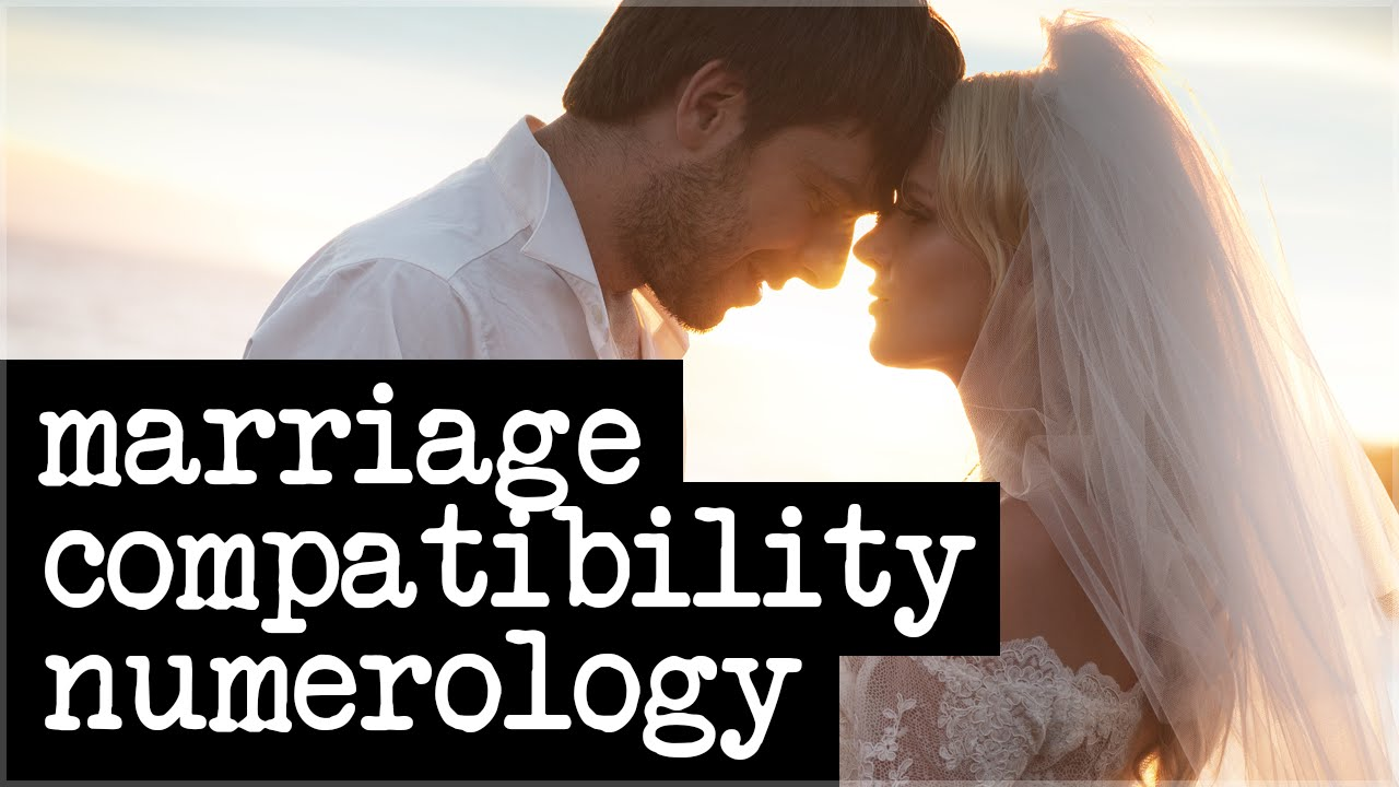 Marriage compatibility by names